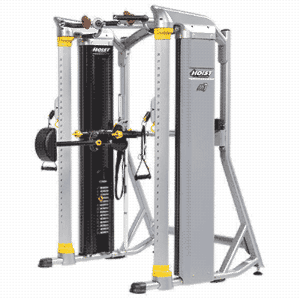 Hoist Mi7 Smith Machine 3/4 View