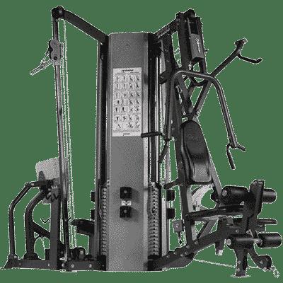 Hoist H-4400 4 Multi-Stack Gym