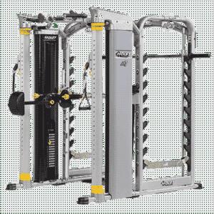 Mi7 Smith Machine 3/4 View