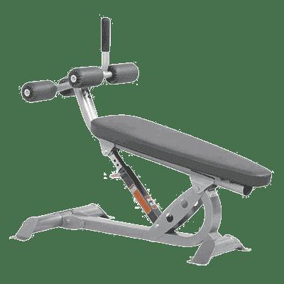 Hoist Adjustable Ab Bench