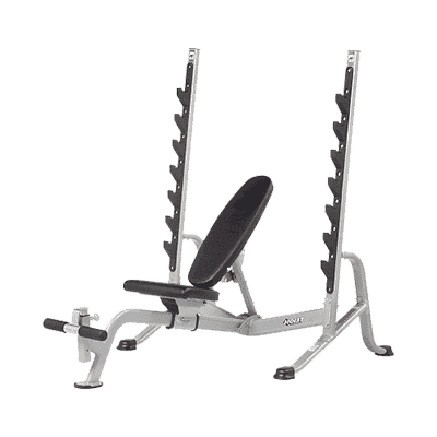 Hoist Fitness Position FID Olympic Bench