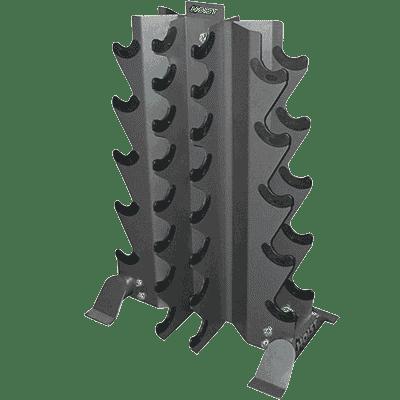 Hoist HF-4480 4 Sided Vertical Dumbbell Rack