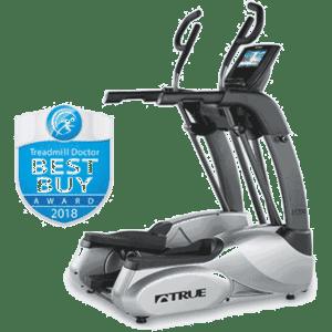 TRUE ES700 elliptical winner