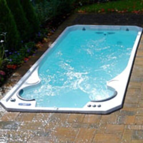 How are Swim Spas Heated