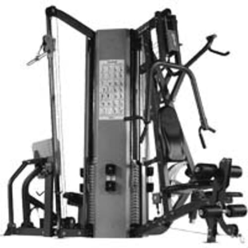 How Much Space for a Small Home Gym?