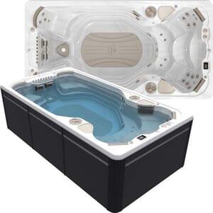14AX AquaSport Swim Spa