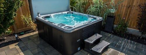 hydropool self-cleaning hot tub